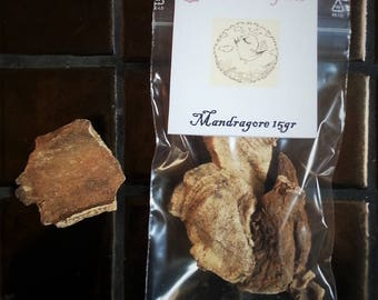 Root of Mandrake incense bag 15gr