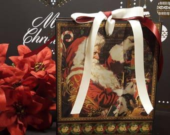 Christmas Accordion Mini Album