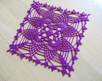 """Jamaica"" crochet doilies"