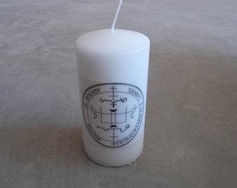 Archangel Gabriel decorative candle,decorative candle