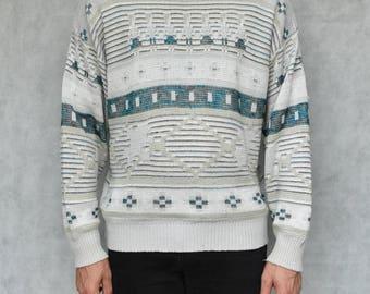 Vintage Mens Sweater size M