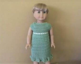 American Girl Doll Crochet Clothes