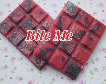 Bite Me Wax Melt Bar