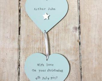 New Baby Gift/Christening Gift/Personalised Gift/Personalised Keepsake/Nursery Decor/Birthday Gift