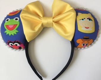 Muppet Mouse Ears