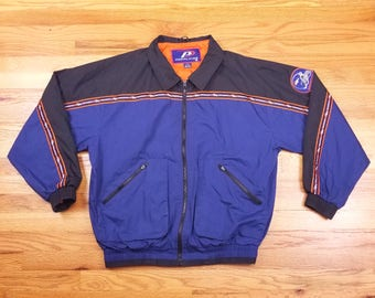 Vintage 90s Denver Broncos Pro Player Jacket Size Medium