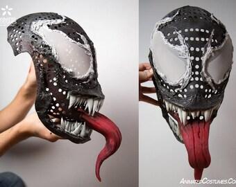 Venom Faceshell