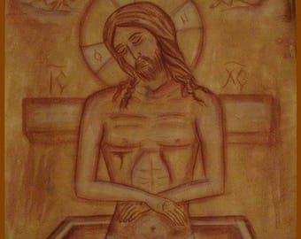 Jesus Christ - fully calming/ Isus Hrist - Potpuno smirenje