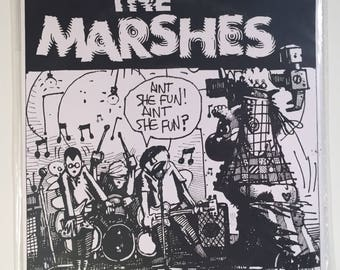 "The Marshes 7"" (90s pop-punk, ex-Dag Nasty)"