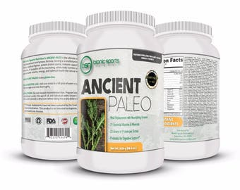 New Antifats Bionic Sports Nutrition Ancient Paleo Best Tasting Protein Shake