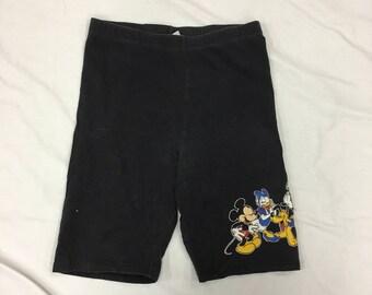 Disney bike shorts