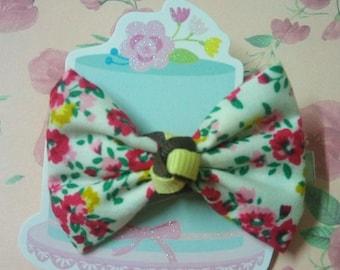 sweety handmade hairclip for sweety girl,