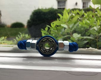 Best Paracord Fidget Spinner - Fidget Toy Spinner Fidget Hand Spinner with High End Bearings. Custom Colors