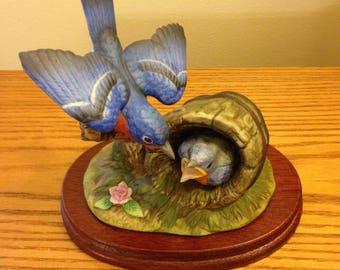 Andrea by Sadek Bluebird Figurine