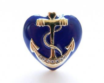 Sailor button cover