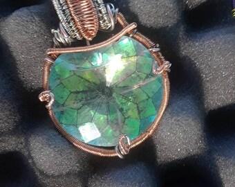 Kaleidoscope Pendant