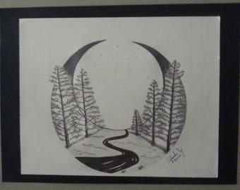 Moonlight Getaway