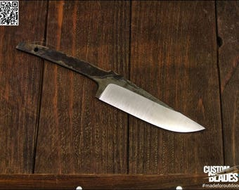 Handmade knife blade - model 11