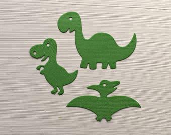 Dinosaurs Die Cuts