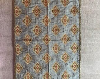 Fabric Memo Sample