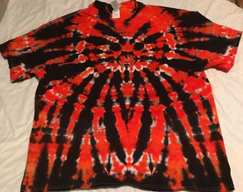 XL Ice Dyed T Shirt