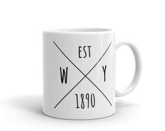 Wyoming Statehood - Coffee Mug