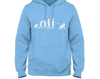 Evolution of Walkies Hoodie