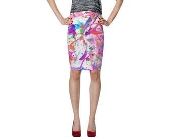 Hendrix Fitted Skirt