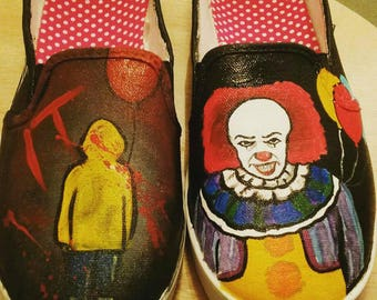 PennyWise shoes IT shoes