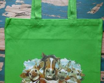 Farm Selfie Tote Bag
