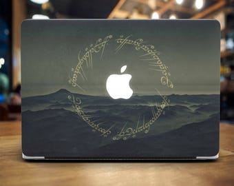 MacBook Pro 13 Lord of the rings case MacBook Air 13 Laptop Sleeve MacBook 13 Pro New Hard case MacBook 15 2016 case for MacBook Retina