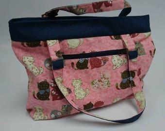 Tote bag , diaper bag , shoulder bag , canvas bag , hand bag