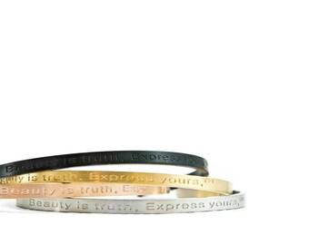 In Alma Veritas Bracelets, Bundle