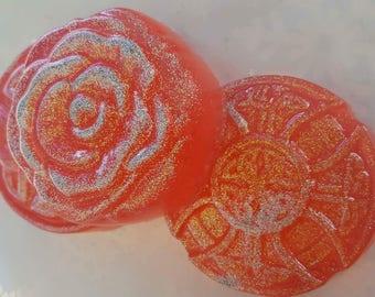 Lotus love soap