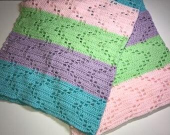 Hopscotch Baby Blanket