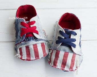 682 Kaley Baby Sneakers PDF Pattern