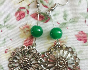 traditional Chinese style earrings