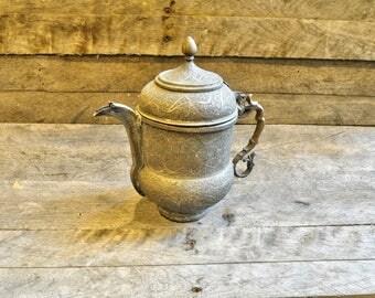 Vintage Samovar Tea Kettle