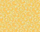 170056 Yellow Scroll, Kimberbell Basics by Kim Christopherson Collection
