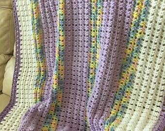 Baby Blanket - Lavender