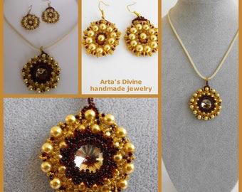 Handmade Set 0006 by Arta's Divine handmade jewelry