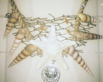 Custom Made Mermaid Necklace and Statement Piece