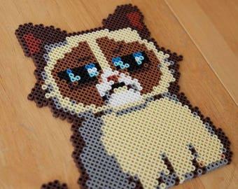 Grumpy Cat Sprite Decoration