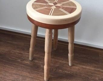 Bar stool bar chair stool Chair mahogany Achorn oak