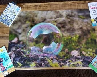 Lavender Light photograph print
