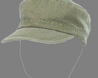 Army, kaki, customize Cap