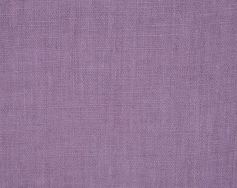 280g purple washed linen