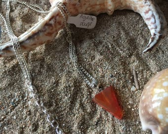 spirit geometric stone necklace agate