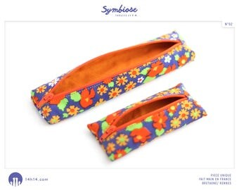 "Pencil case ""SYMBIOSIS/02"""