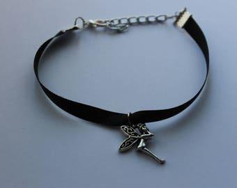 Fairy charm bracelet